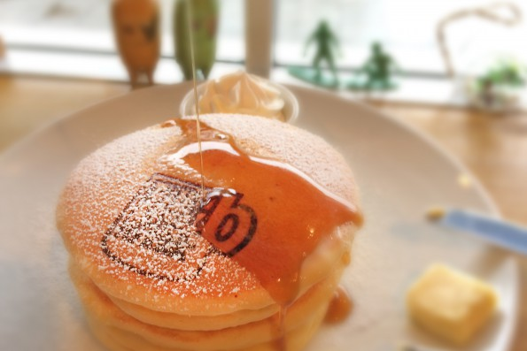 Butter Milk – Pancake  ¥1000