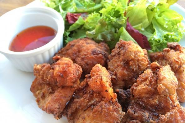Mochiko Chicken 単品 ¥800