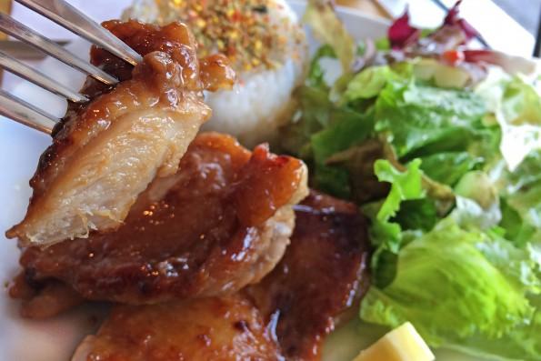 BBQ Chicken  ¥1000