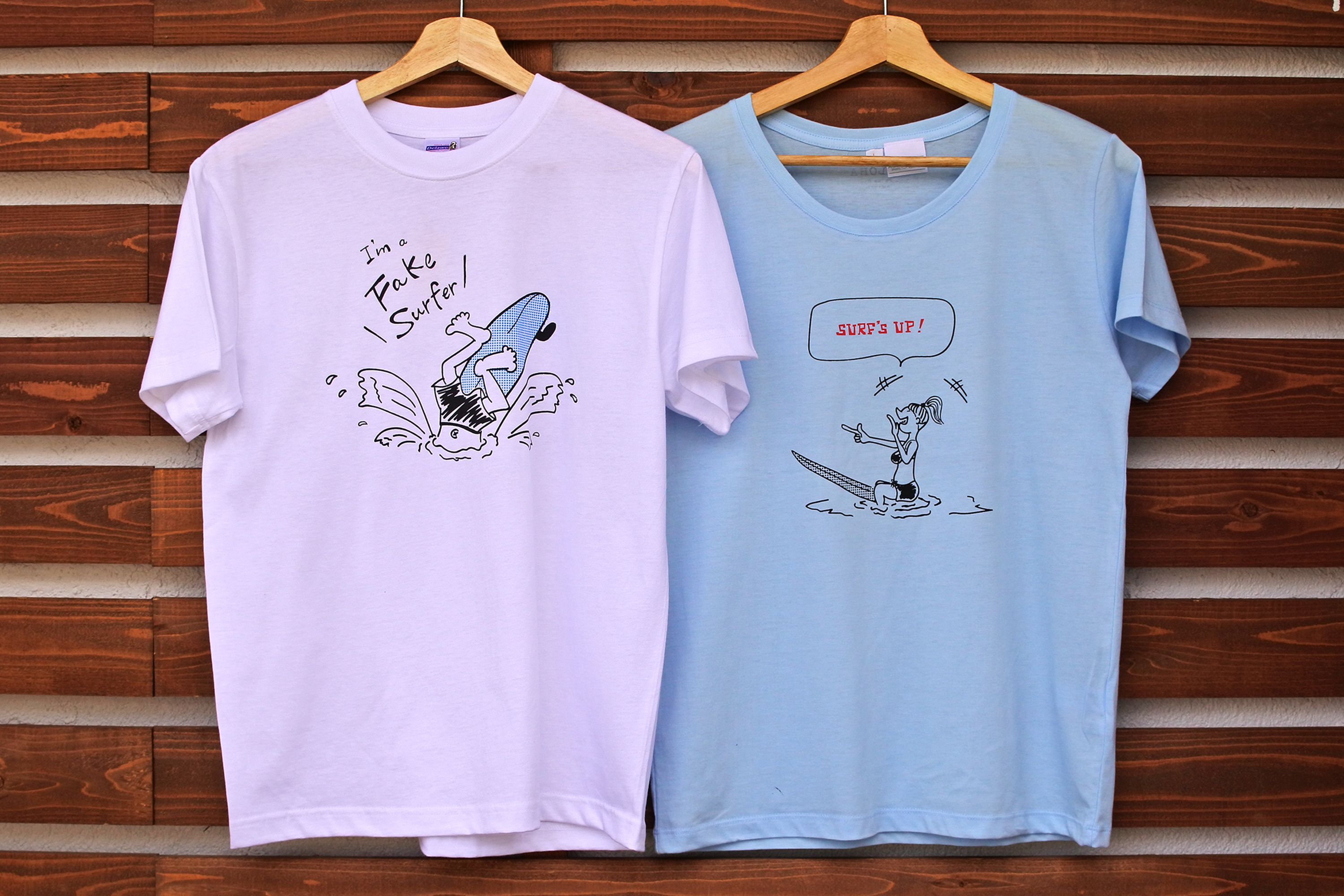 Surfer T-shirts