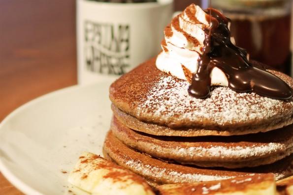 Kona Mocha Pancake ¥1000