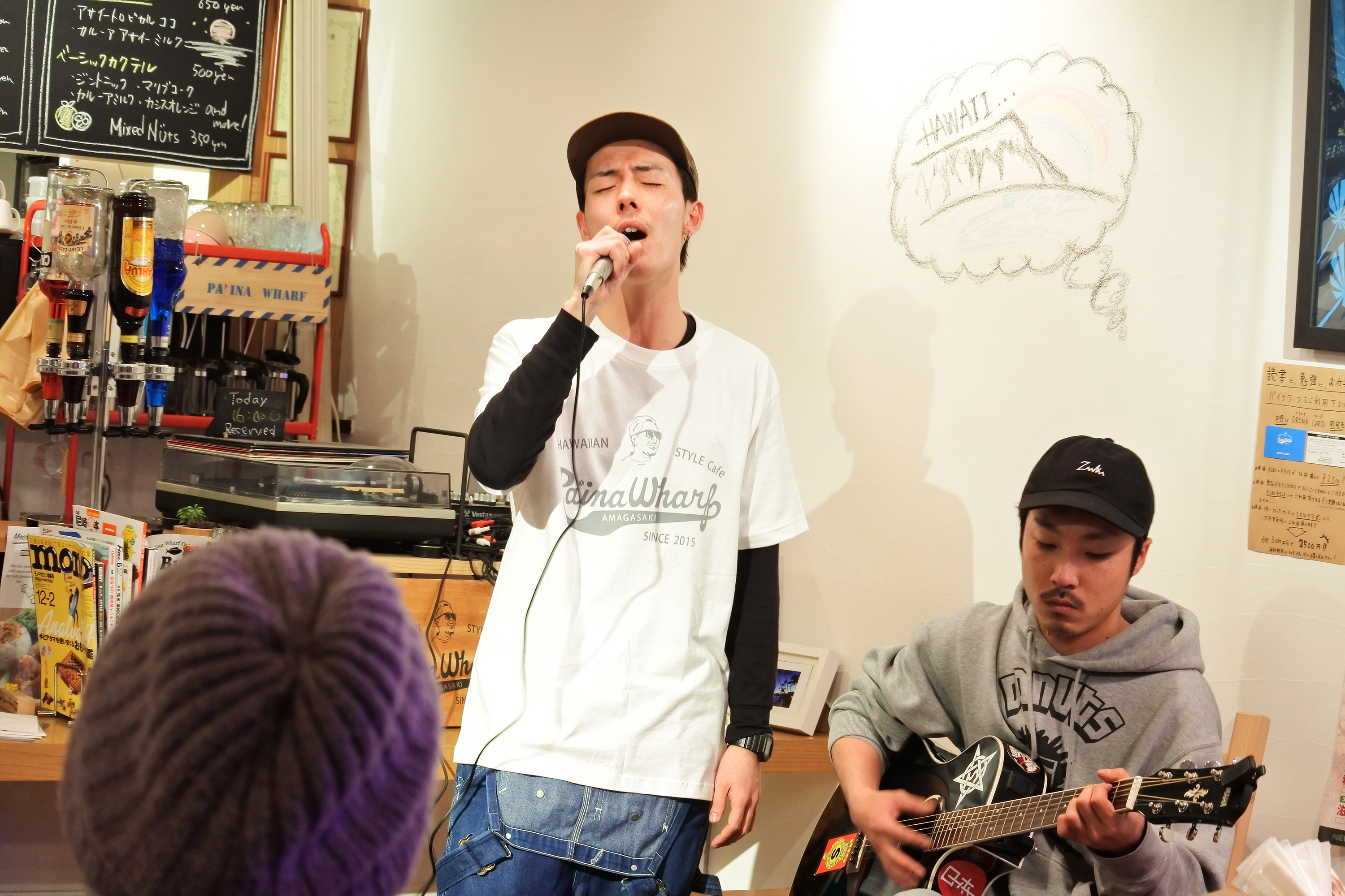 Acoustic ROOM 2017.2.26