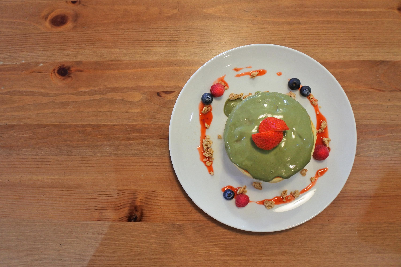 Pistachio Pancake ¥1200