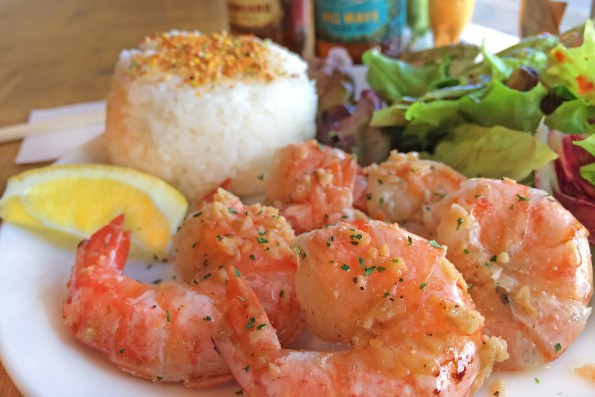 Garlic Shrimp  ¥1080