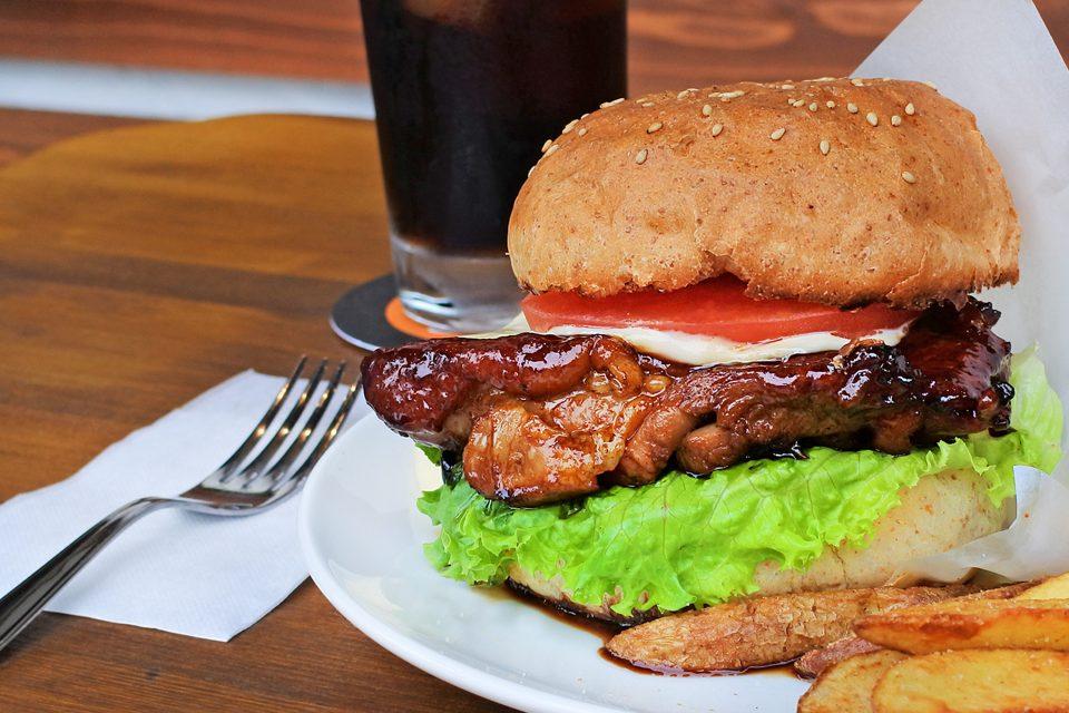 bbqchickenburger